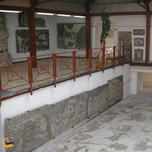 تصویری از موزه موزاییک