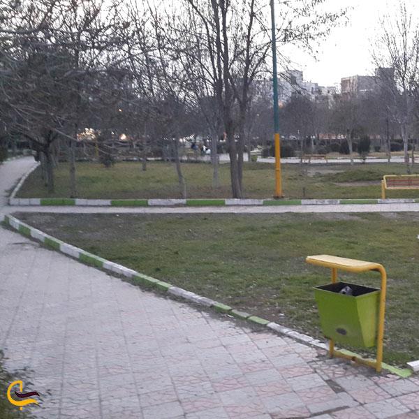 تصویری از پارک بانوان نسترن