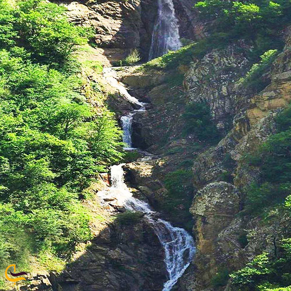عکس آبشار میلاش رحیم آباد