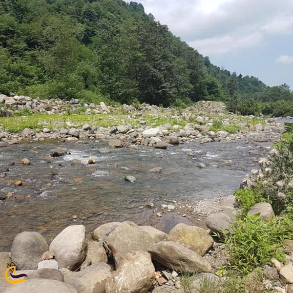 عکس رودخانه سموش