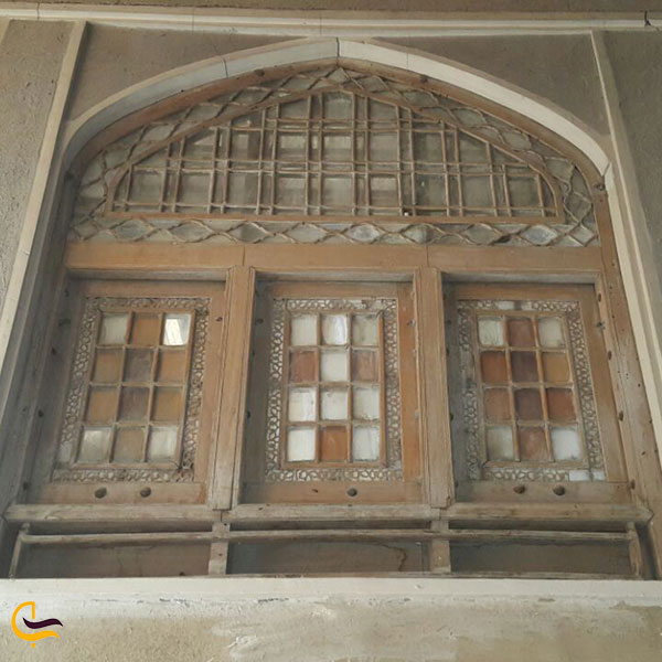 عکس قدمت خانه مؤیدی زفره