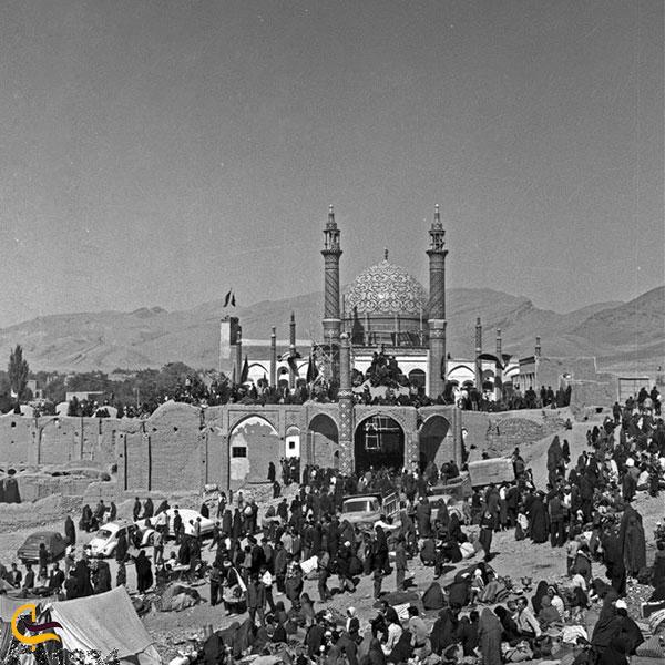 عکس تاریخچه مشهد اردهال