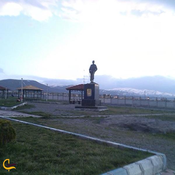 تصویری از پارک سرباز اردبیل