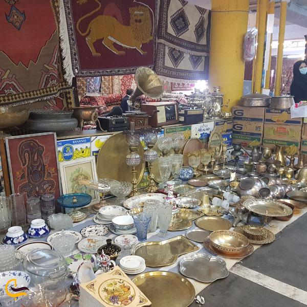 تصویری از جمعه بازار پروانه