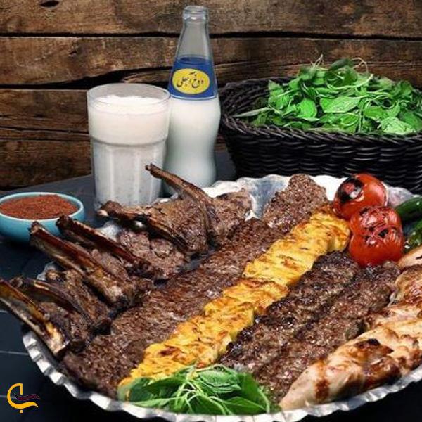 تصویری از رستوران علیشاه