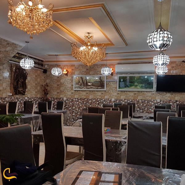 تصویری از رستوران ایدئال