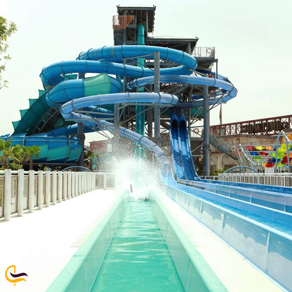عکس از پارک آبی لاگونا