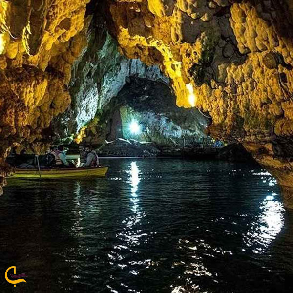عکس غار سهولان