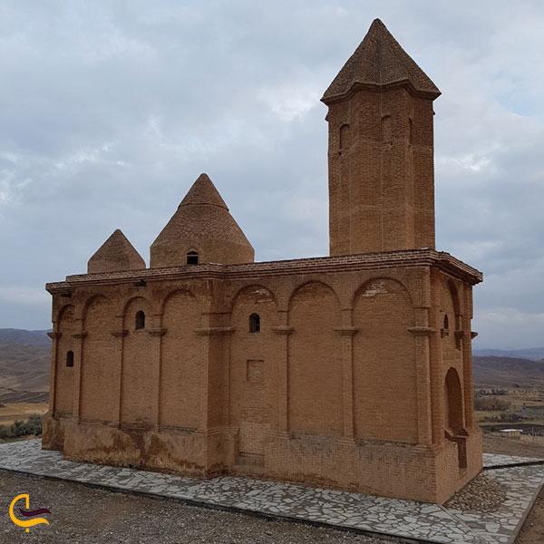 عکس کلیسای سهرقه
