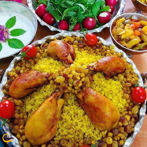 عکس غذاهای جنوبی فودکورت میکامال کیش