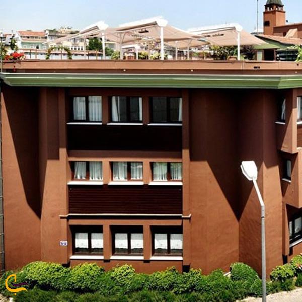 تصویری از هتل آرمادا