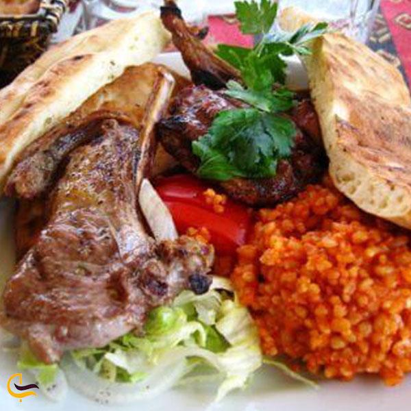 تصویری از رستوران دوی دوی استانبول