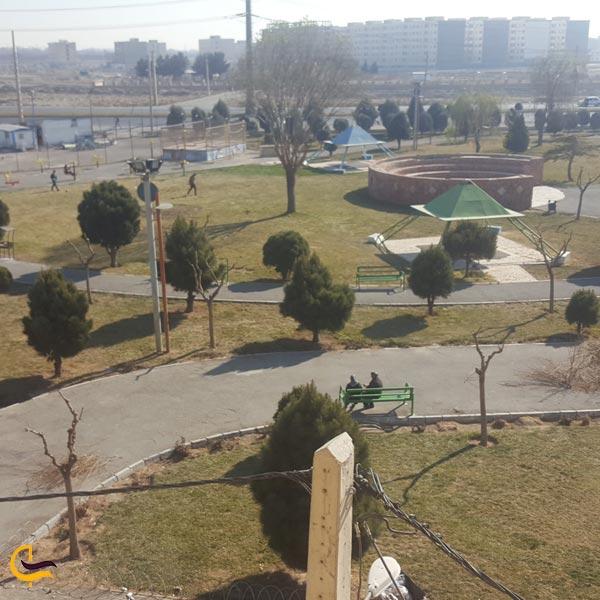 تصویری از شهرستان شهریار