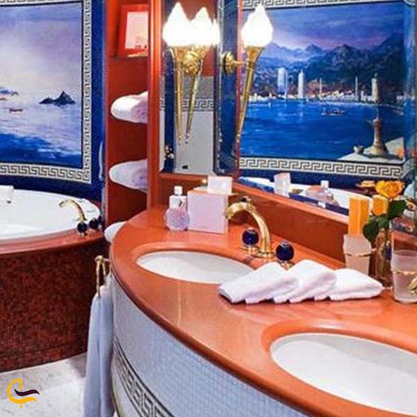 تصویری از امکانات هتل برج العرب دبی