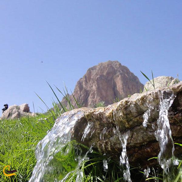 تصویری از جاذبه های گردشگری روستای دررود