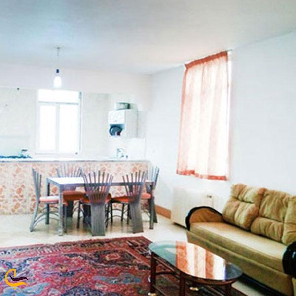 تصویری از هتل آپارتمان ستاره آبی طالقان