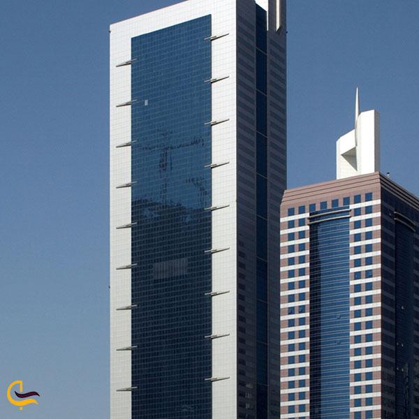 عکس برج قرن ۲۱