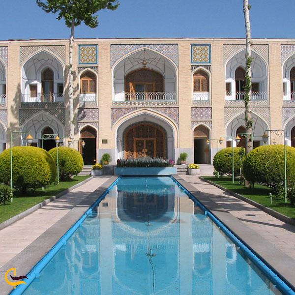 تصویری از هتل عباسی اصفهان