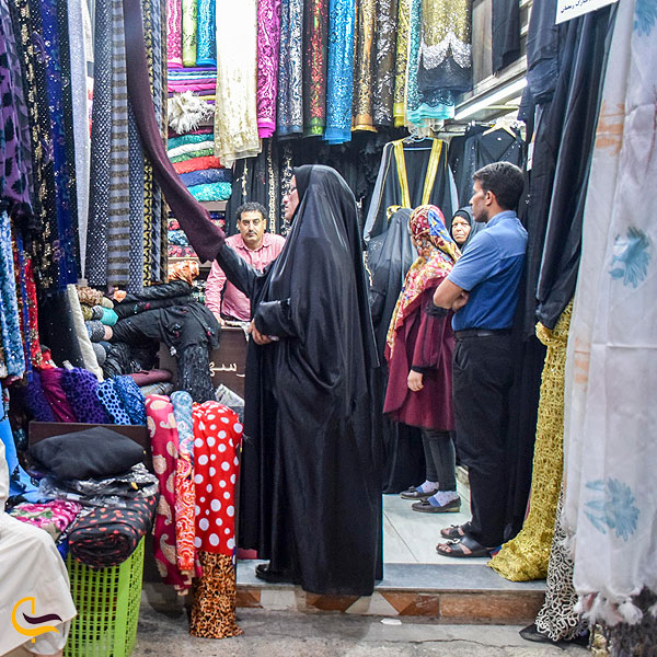 عکس بازار عبدالحمید اهواز