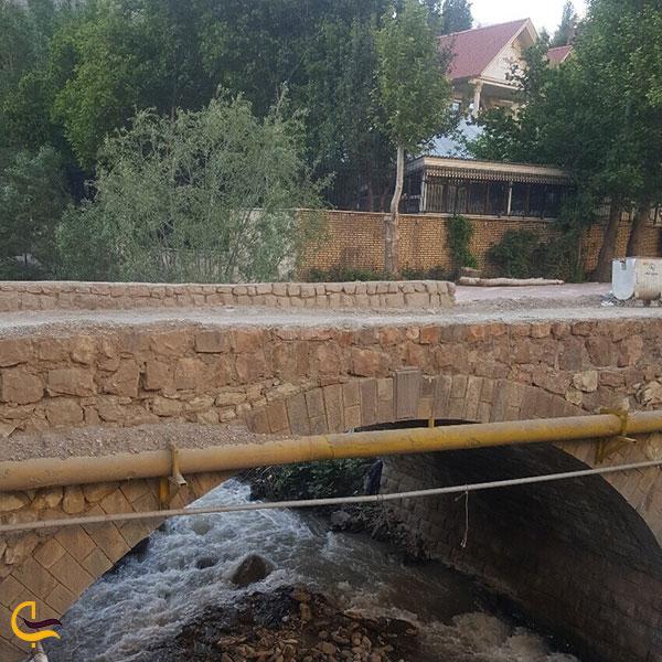 عکس پل آبنیک روستای آبنیک
