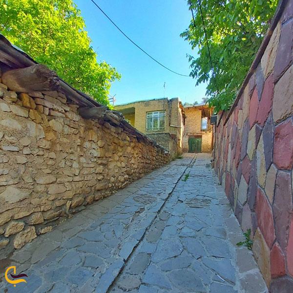 عکس روستای آبنیک