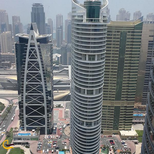 عکس برج الماس دبی