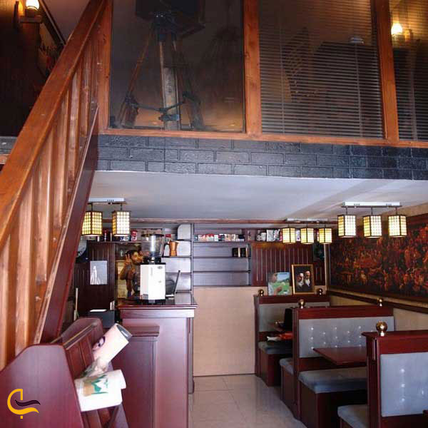 عکس رستوران امرداد