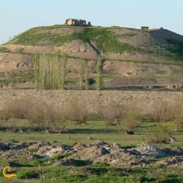 عکس تپه باستانی چینو