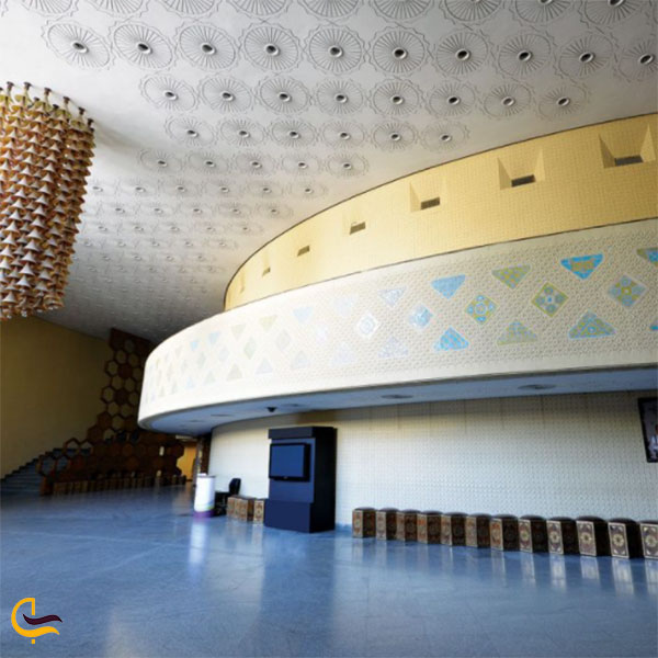 عکس معماری داخلی تئاتر شهر تهران