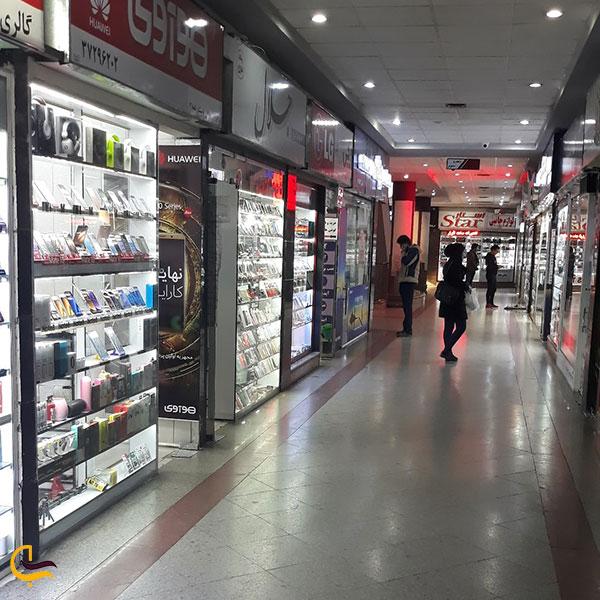 عکس مرکز خرید ارگ در کرمانشاه