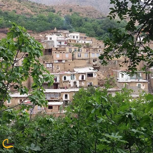 عکس روستای اشتبین جلفا