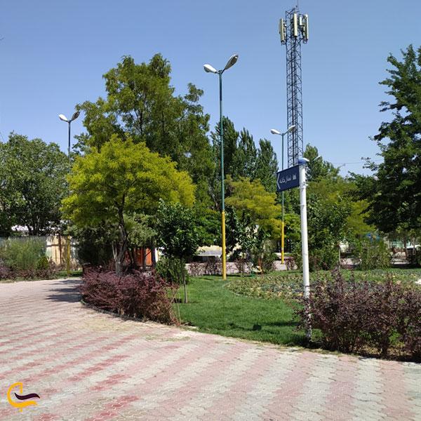 عکس از پارک آنالار و آتالار