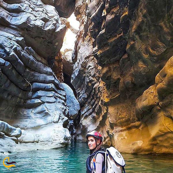عکس جاذبههای دره ویژدرون ایلام