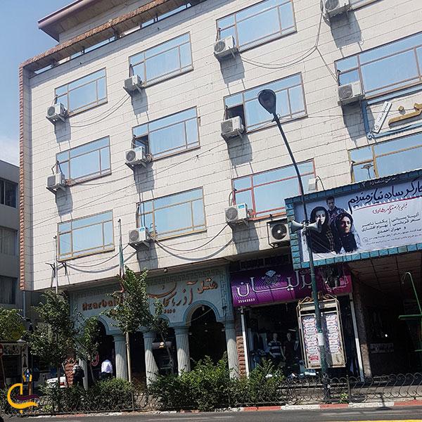 عکس هتل آذربایجان