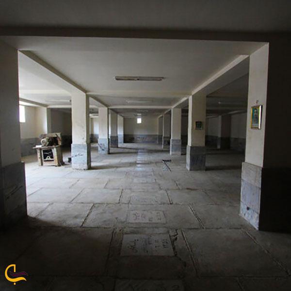 عکس زیرزمین باغ دوم آرامگاه خواجه ربیع