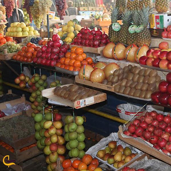 عکس بازار هرازدان