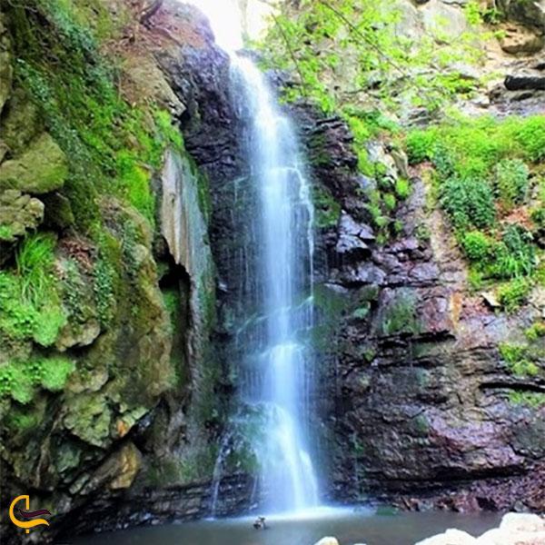 عکس بهترین زمان بازدید از آبشار پلنگ سو بلودرکان