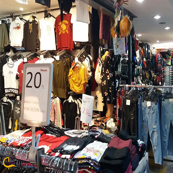 عکس مرکز خرید بی اوغلو ایش استانبول