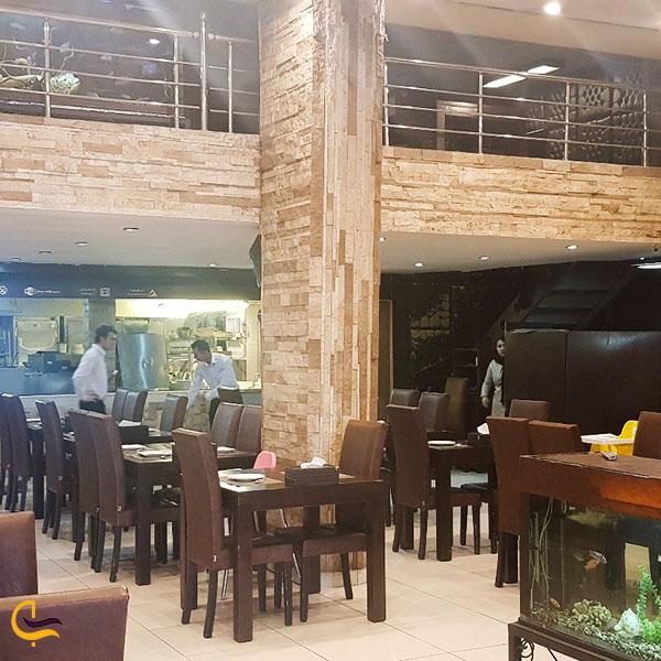 عکس کافه رستوران بوفالو