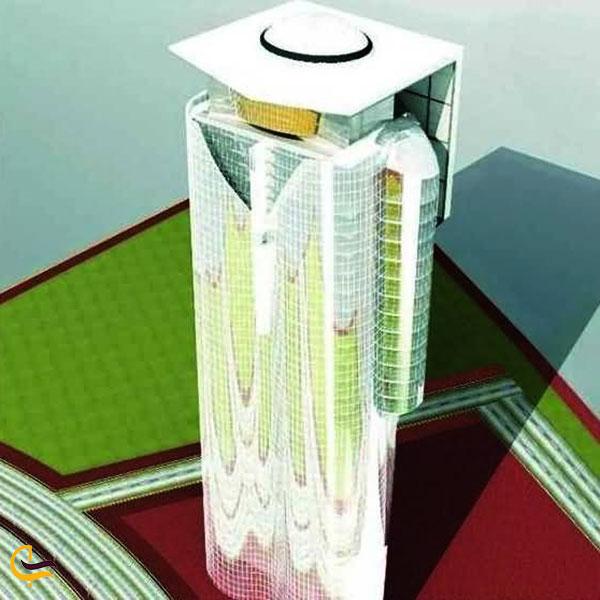 عکس برج العربی دبی