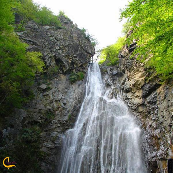 عکس آبشار چالدشت