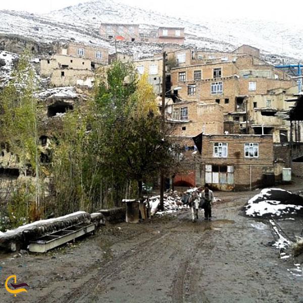 عکس روستای چراغیل تبریز