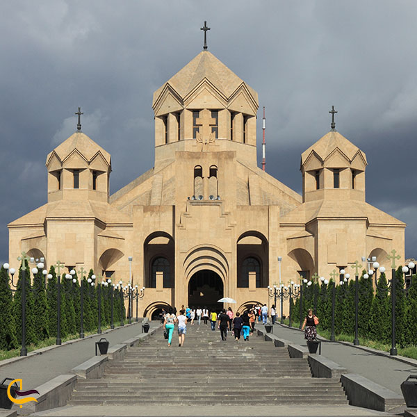 عکس کلیسای سنت گریگور