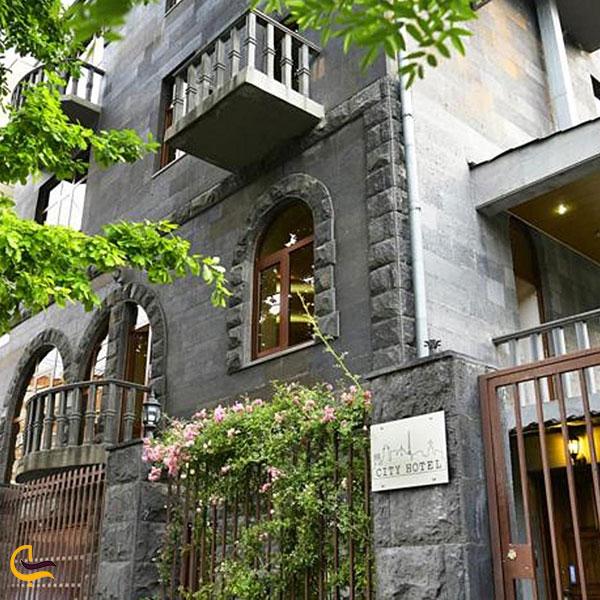 عکس هتل سیتی بای پیکنیک ایروان