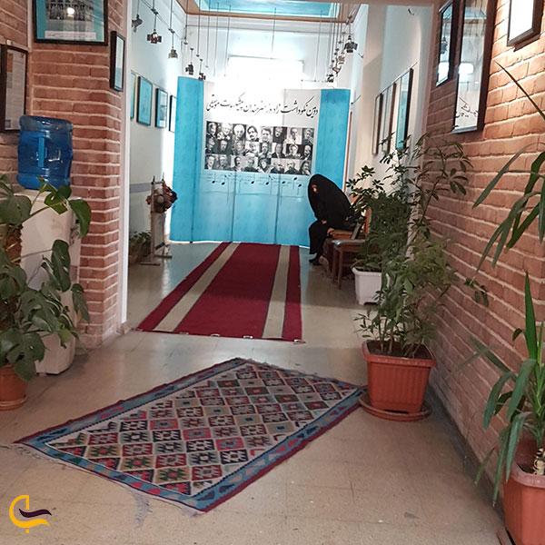 عکس فعالیت های کنونی خانه موزه معین تهران