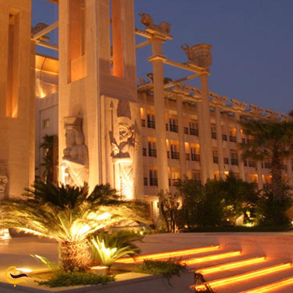 تصویری از گرند هتل داریوش کیش