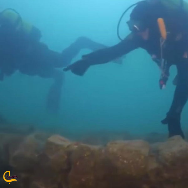 کشف قلعه ۳ هزار ساله در وان