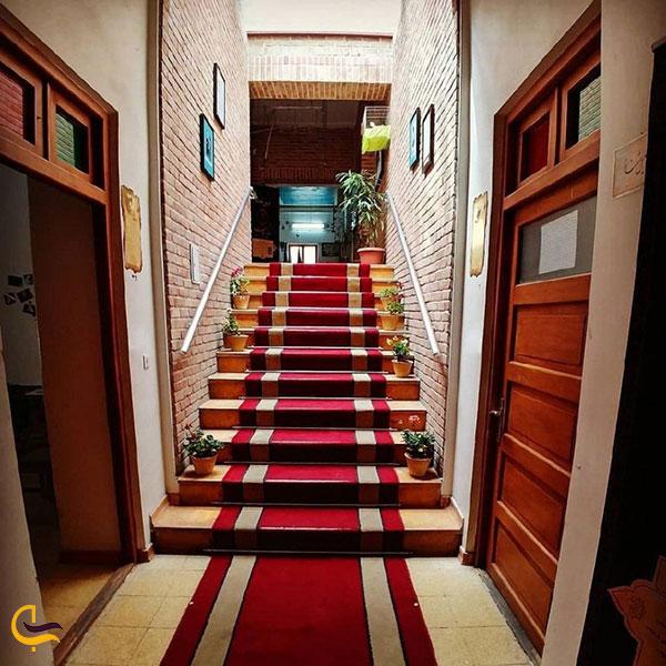 عکس خانه موزه دکتر معین دردوره معاصر