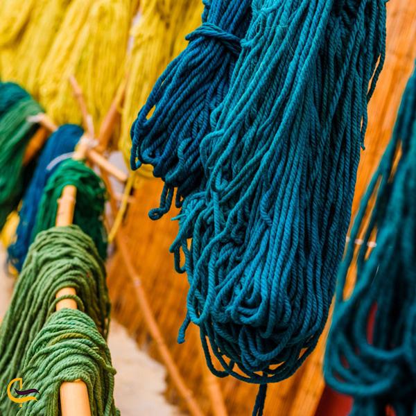 تصویری از رنگرزی ارومیه