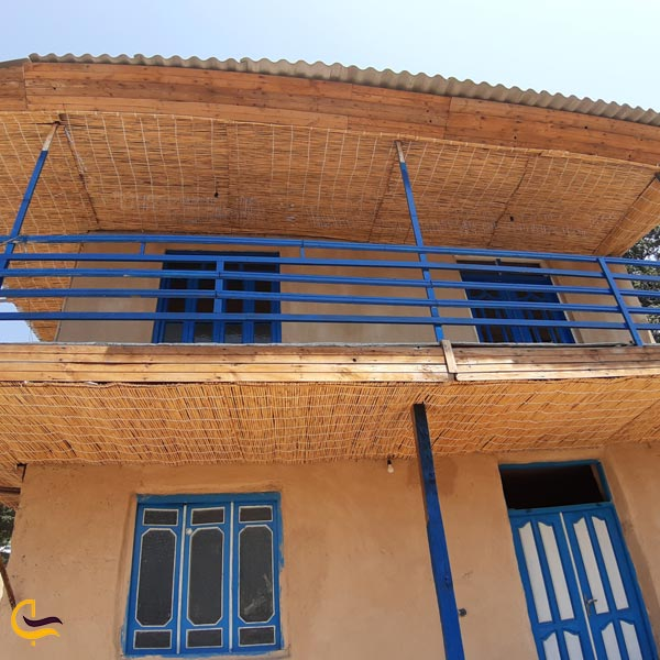 تصویری از اقامتگاههای بومگردی باجیرباب